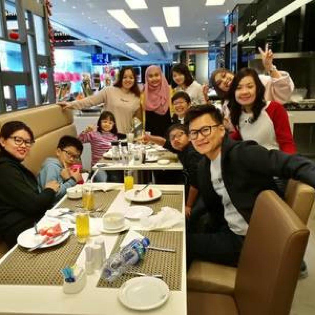 Hong Kong Macau Company Trip