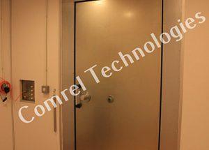 Shielded Room